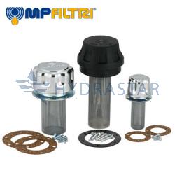 MP Filtri Hydraulic TA80 TAP90 Filler Breathers - Cambridgshire