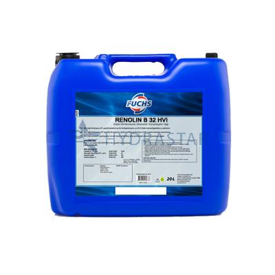 Fuchs Renolin B 32 Hvi Hydraulic Oil 11000370