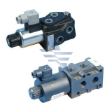 Image for 6 Port Diverter Valves