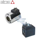 Image for Atos 'DHE' Cetop 3 Solenoid Coils